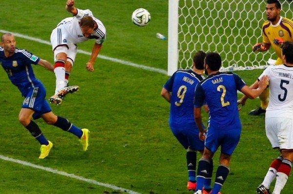 Хёведес финал Кубка мира 2014