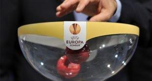 Результаты жеребьёвки 1/4 финала Лиги Европы 2017-2018