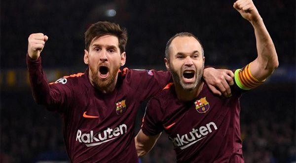 Месси хочет, чтобы Барселона и Реал встретились в 1/4 ЛЧ 2017/18