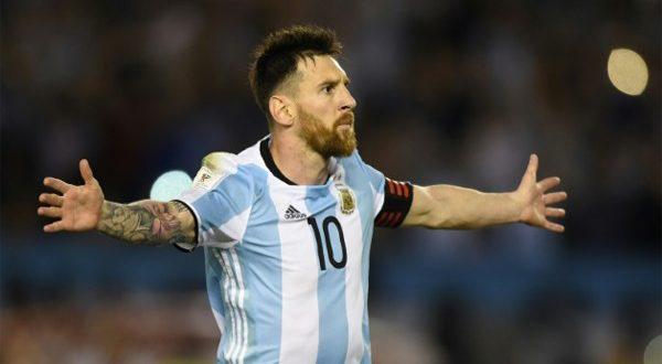 Месси сыграет в товарищеском матче Испания – Аргентина (27.03.2018)