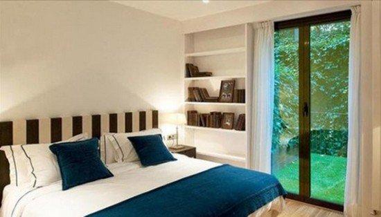 Спальня Лионеля
