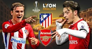 Атлетико Мадрид – Арсенал 3 мая 2018: прогноз на матч 1/2 ЛЕ