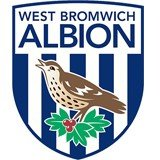 Логотип Вест Бромвич