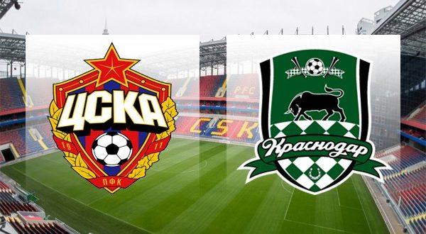 ЦСКА – Краснодар 22 апреля 2018: прогноз и ставка на матч РФПЛ