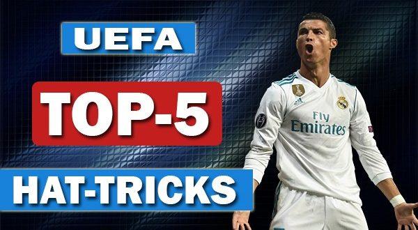 5 самых быстрых хет-триков в истории Лиги Чемпионов УЕФА