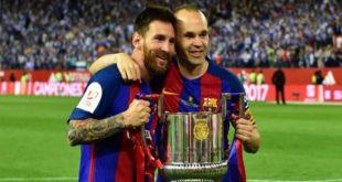 Иньеста уходит из Барселоны: куда отправиться звезда Каталонии?