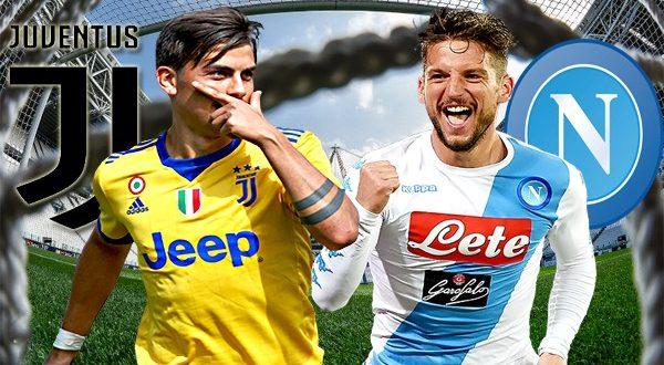 Ювентус – Наполи 22 апреля 2018: прогноз и ставка на матч Серии А