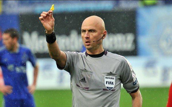 Карасев: Футбольный судья