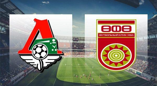 Прогноз на матч Локомотив – Уфа 22 апреля 2018 года
