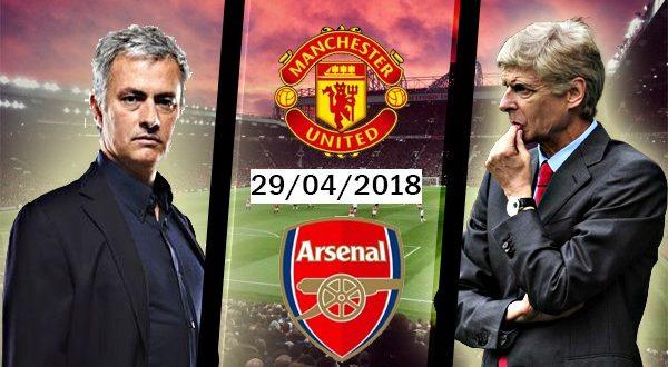 Манчестер Юнайтед – Арсенал (29.04.2018): прогноз и ставка на матч