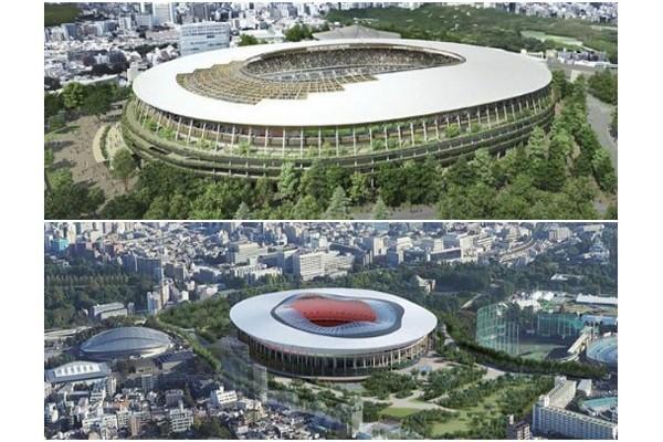 Стадион Олимпиады 2020 в Токио