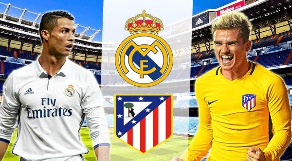 Реал – Атлетико 8 апреля 2018: прогноз на Мадридское дерби