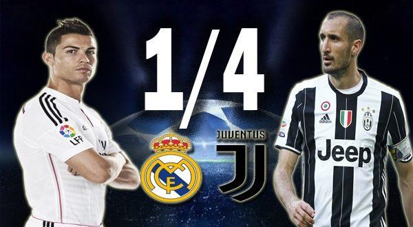 Реал Мадрид – Ювентус (11.04.2018): прогноз на ответный матч ЛЧ