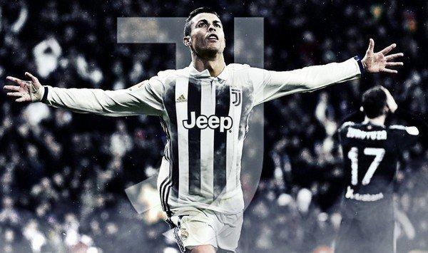 Роналду - самый высокооплачиваемый в Ювентусе