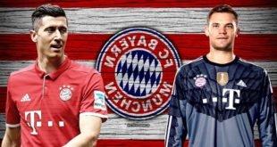 Зарплаты игроков Баварии Мюнхен в евро