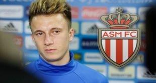 Монако всерьёз заинтересовался Александром Головиным из ЦСКА