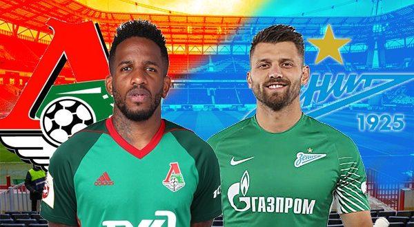 Локомотив – Зенит 5 мая 2018: прогноз на матч предпоследнего тура РФПЛ
