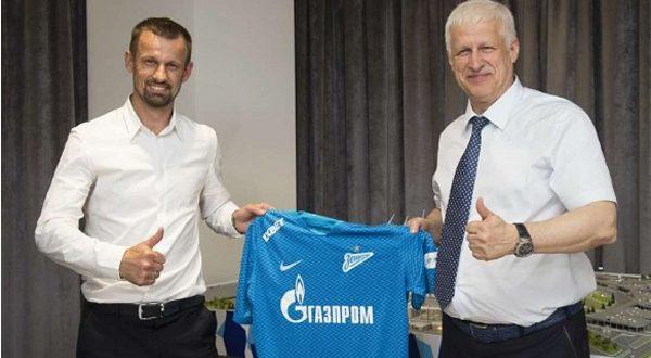 Официально: Сергей Семак стал главным тренером Зенита (Санкт-Петербург)