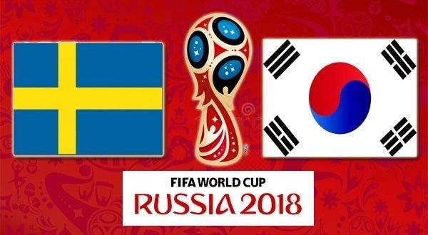 Швеция – Южная Корея 18 июня 2018: прогноз на матч ЧМ с описанием