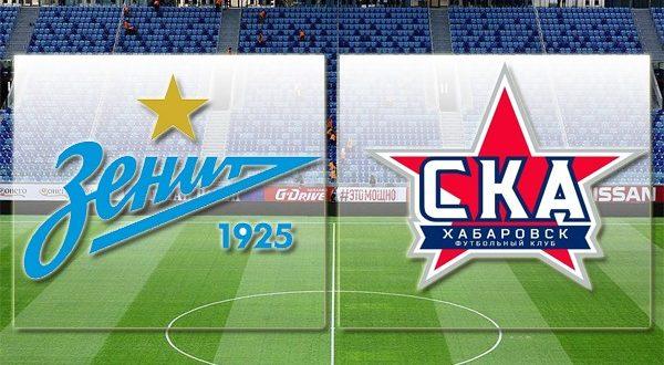 Зенит – СКА-Хабаровск (13.05.2018): прогноз на матч 30-го тура РФПЛ