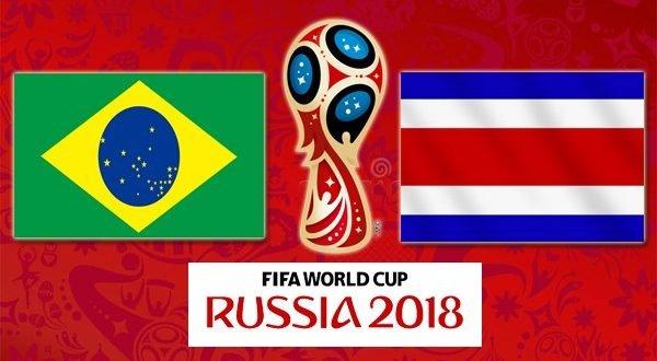 Бразилия – Коста-Рика 22 июня 2018: прогноз на матч ЧМ группы Е