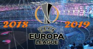 Турнирная таблица Лиги Европы УЕФА 2018-2019: группы, плей-офф