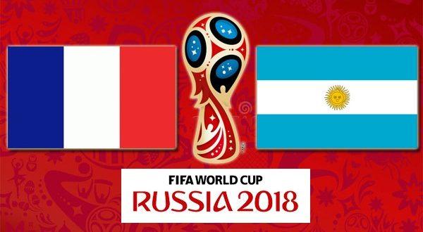 Франция – Аргентина 30 июня 2018: прогноз на матч ЧМ 1/8 финала