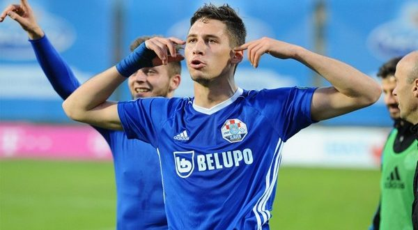 Спартак и Рейнджерс поборются за молодого защитника Николу Катича