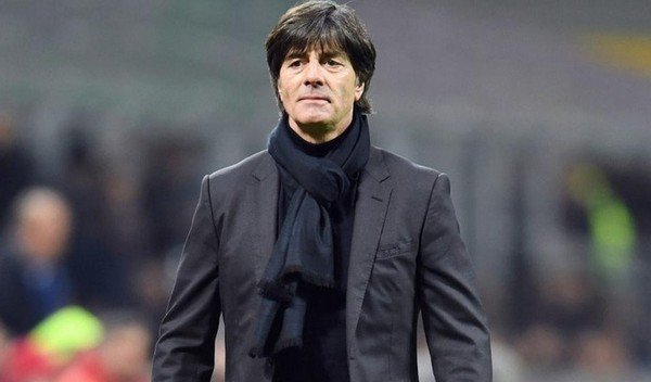 тренер Йоахим Лёв