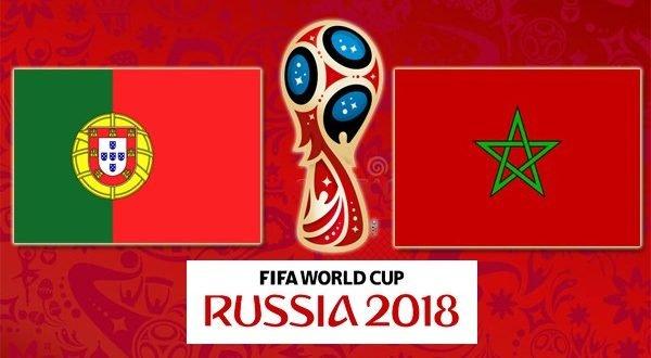 Португалия – Марокко 20 июня 2018: прогноз на матч ЧМ группы B