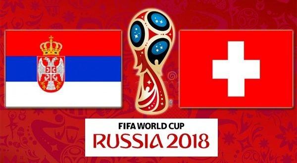 Сербия – Швейцария 22.06.2018: прогноз на матч ЧМ по футболу группы E