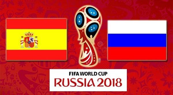 Испания – Россия 1 июля 2018: прогноз на матч плей-офф ЧМ