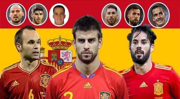 4 причины, по которым Испания станет чемпионом мира 2018 без Лопетеги