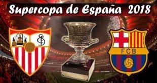 Суперкубок Испании по футболу 2018: дата, участники, стадион