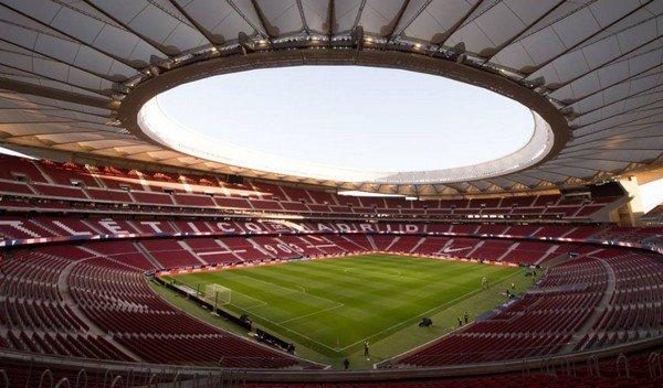 Стадион финала лиги Чемпионов 2019