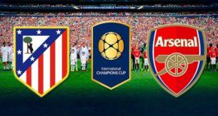 Атлетико – Арсенал 26 июля 2018: прогноз и ставка на матч МКЧ