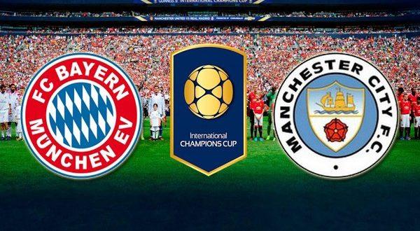 Бавария – Манчестер Сити 29 июля 2018: прогноз на матч МКЧ
