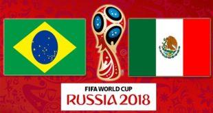 Бразилия – Мексика 2 июля 2018: прогноз на матч 1/8 финала ЧМ