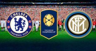 Челси – Интер 28.07.2018: прогноз на матч Международного кубка чемпионов