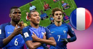 Франция – победитель ЧМ 2018 по футболу