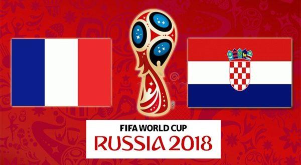 Франция – Хорватия 15 июля 2018: прогноз на финал ЧМ по футболу
