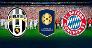 Ювентус – Бавария 26 июля 2018: прогноз на матч МКЧ