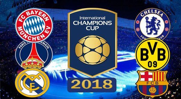 Международный кубок чемпионов 2018: расписание, результаты, участники, таблица
