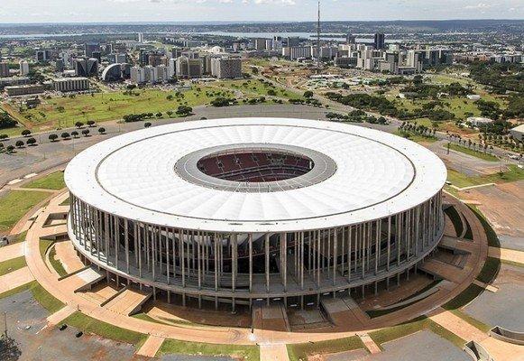 Estadio Nacional Mane Garrincha
