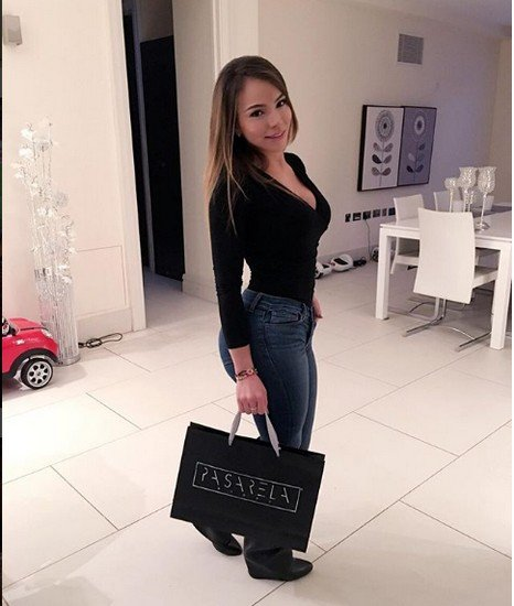 Жена Оспины