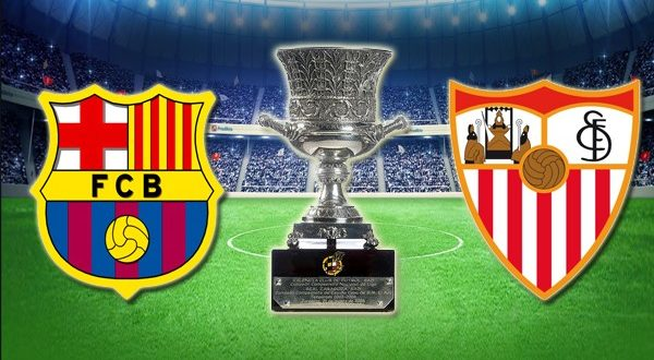 Барселона – Севилья 12 августа 2018: прогноз на матч Суперкубка Испании