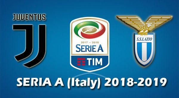 Ювентус – Лацио 25 августа 2018: прогноз на матч Серии А (2-й тур)