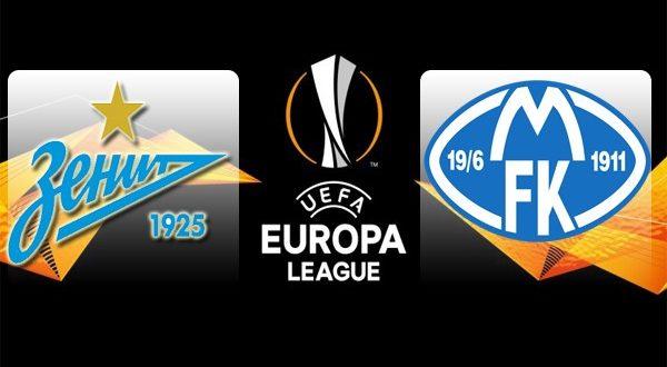 Зенит – Мёльде 23 августа 2018: прогноз и ставка на матч Лиги Европы