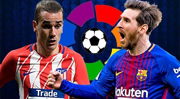 Лучшие бомбардиры Ла Лиги 2018-2019: обновляемая таблица