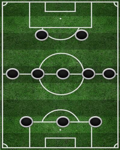 тактика 3-5-2